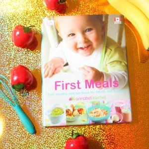 First Meals Baby Recipe book